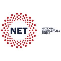 NET logo (National Emergencies Trust)