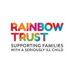 Rainbow Trust Charity Logo