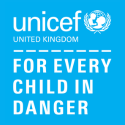 UNICEF UK Charity Logo