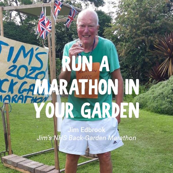 marathon-in-garden