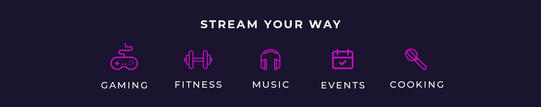 stream-your-way