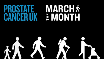 Prostate Cancer March the Month